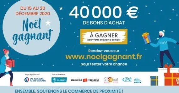 Noel Gagnant Toulouse 2020